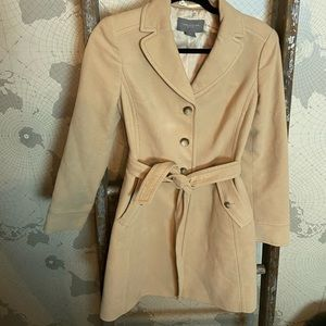 Ann Taylor Petites Small trench